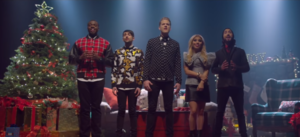 That's Christmas To Me by Pentatonix Video and Lyrics