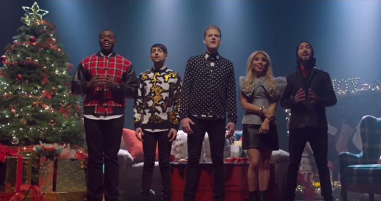 Photo of Pentatonix – That's Christmas To Me (Video and Lyrics)