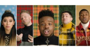 What Christmas Means To Me by Pentatonix Video and Lyrics