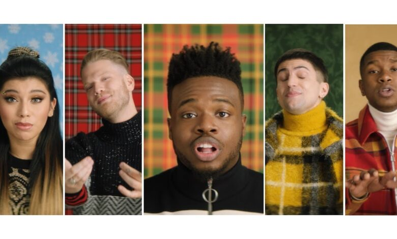 Photo of Pentatonix – What Christmas Means To Me (Video and Lyrics)