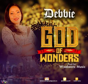 God Of Wonders by Debbie Mp3 and Lyrics