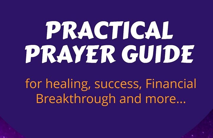 Photo of Practical Prayer Guide: Learn How to Pray to God With Bible