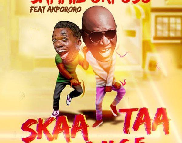 Photo of Skaataa Dance – Sammie Okposo Ft. Akpororo (Mp3 and Lyrics)