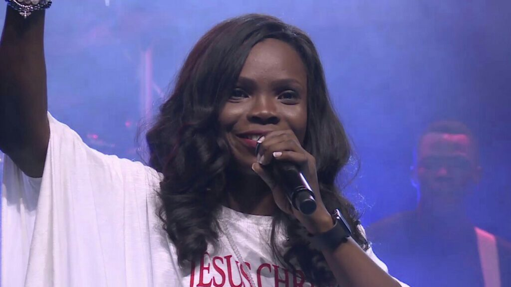 Jesus all I have is You by Victoria Orenze Mp3, Lyrics and Video