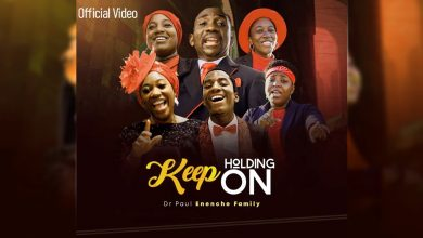 Photo of Pastor Paul Enenche Family – Keep Holding On (Mp3, Video, Lyrics)