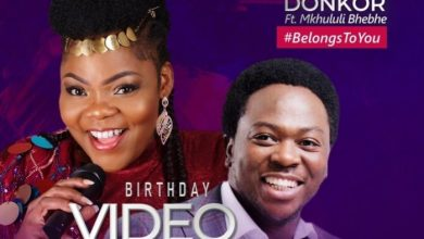 Photo of Belongs To You – Celestine Donkor Ft. Mkhululi Bhebhe (Mp3 and Video)