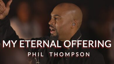 My Eternal Offering by Phil Thompson Ft. Tamela Hairston Mp3, Lyrics and Video