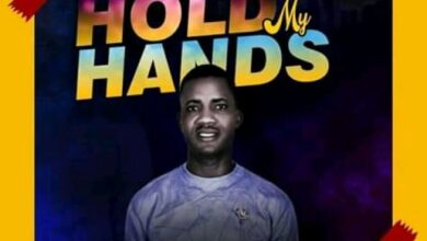Hold My Hands by James Rock Mp3, Lyrics