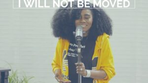 I Will Not Be Moved by TY Bello Mp3, Lyrics, Video