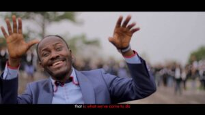 Lift Him Up by Apostle Johnson Suleman Mp3 and Video