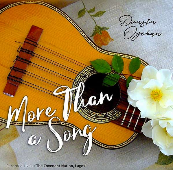 More Than A Song by Dunsin Oyekan Mp3, Lyrics, Video