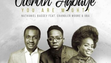 Olorun Agbaye (You Are Mighty) by Nathaniel Bassey Ft. Chandler Moore & Oba Mp3, Lyrics and Video