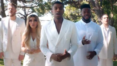 Amazing Grace (My Chains Are Gone) by Pentatonix Mp3, Lyrics, Video