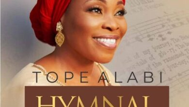 Hymnal Vol 1 Album by Tope Alabi