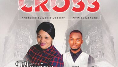 My Cross by Blessing Oghie Ft. Remade Mp3, Lyrics