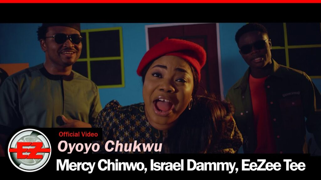 Mp3 Oyoyo Chukwu by Mercy Chinwo, Israel Dammy & EeZee Tee Lyrics, Video