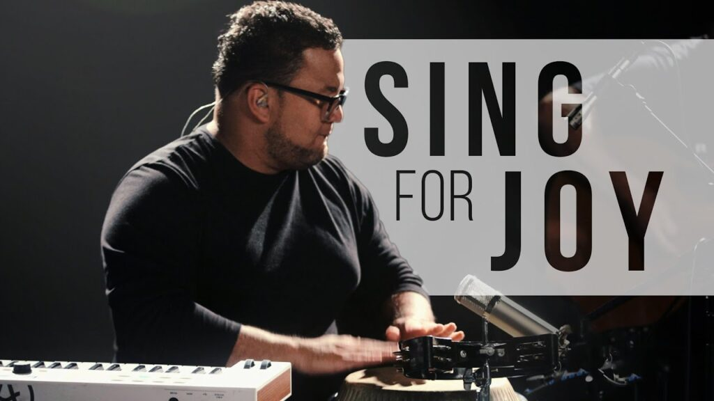 Sing for joy Acoustic Version by Don Moen
