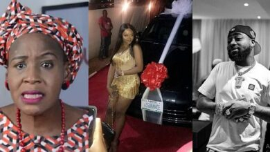 It Was Fake! Davido Never Bought Chioma A Porsche – Journalist Kemi Olunloyo