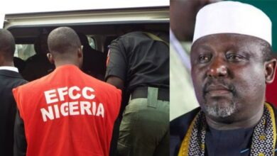 Former Governor of Imo, Okorocha arrested by EFCC