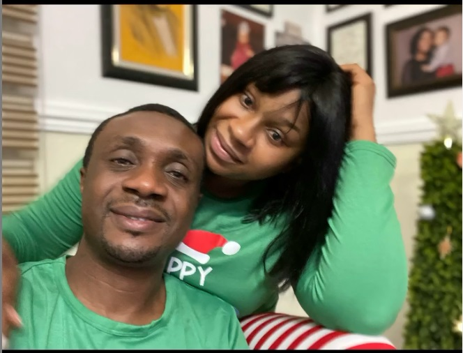 Gospel Singer Nathaniel Bassey and Wife Celebrate 8th Wedding Anniversary