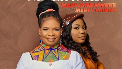 Jesus Never Fails Ft. Mercy Chinwo - MaryJane Nweke MP3