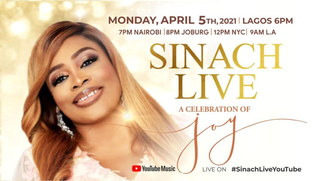 Sinach - A Celebration of Joy [Live at Easter]