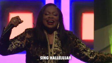 Sinach - Sing Alleluia mp3, Lyrics, Video