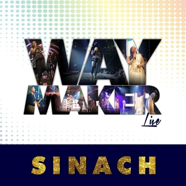Sinach - Way Maker Album Mp3