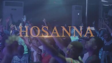 Steve Crown Hosanna Video