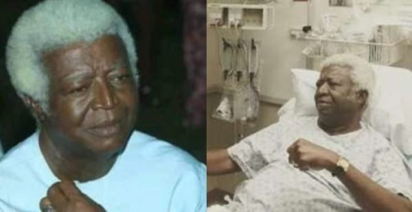 RIP: Veteran actor Chief Bruno Iwuoha Dies in Abuja