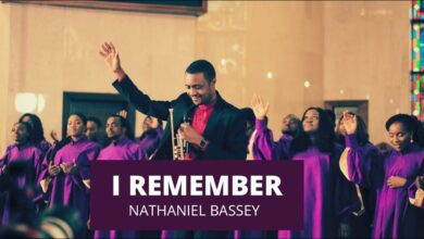 Nathaniel Bassey - I Remember Video